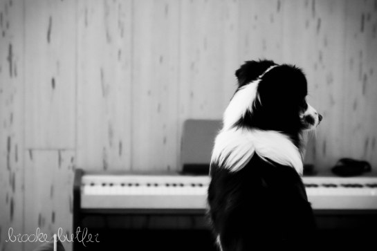 Dunc and Piano